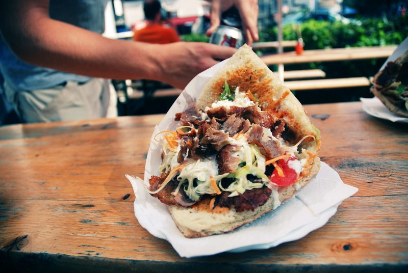 You can buy a doner kebab grill for your kitchen, The Manc