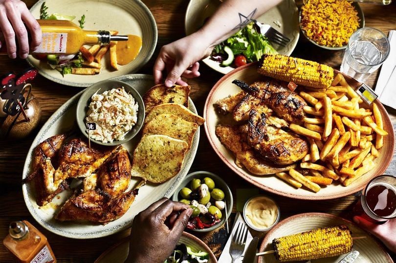 Nando's is offering a free delivery service for the next two weeks, The Manc