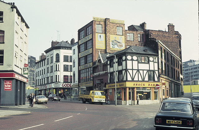 Incredible photos show what Manchester looked like in the 1970s, The Manc