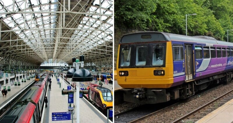 Northern Rail is set to be stripped of its franchise after service deemed 'unacceptable', The Manc