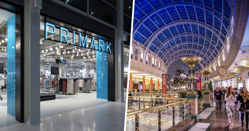 Trafford Centre confirms official opening date for huge new Primark, The Manc