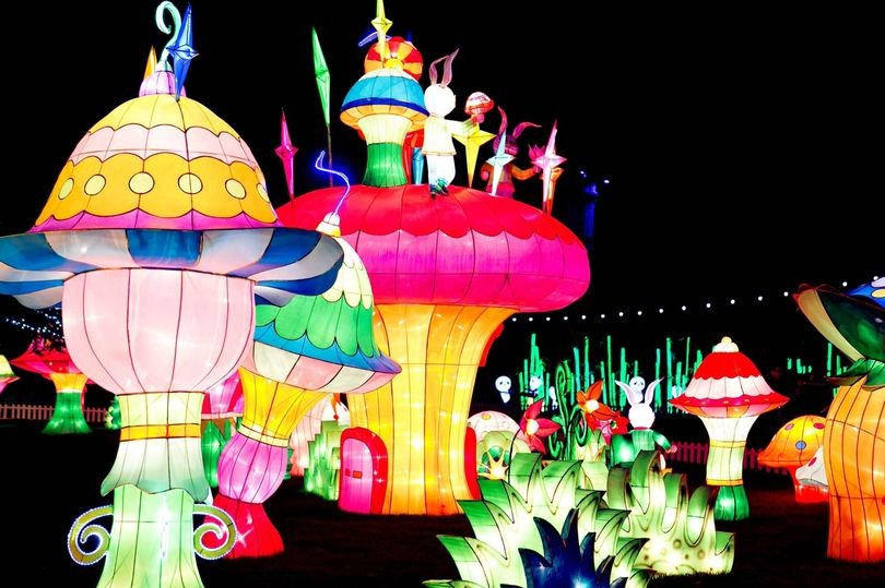 Lightopia is extending its stay at Heaton Park after lockdown ends this December, The Manc
