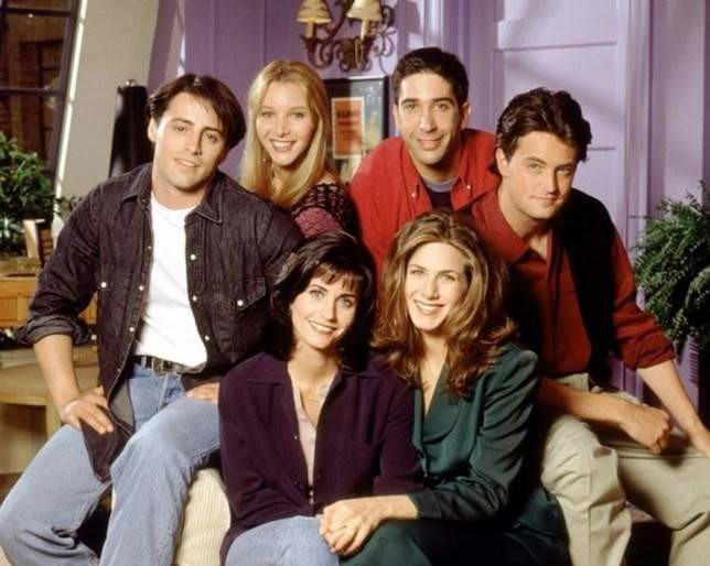 A Friends reunion special with original cast is finalising, report says, The Manc