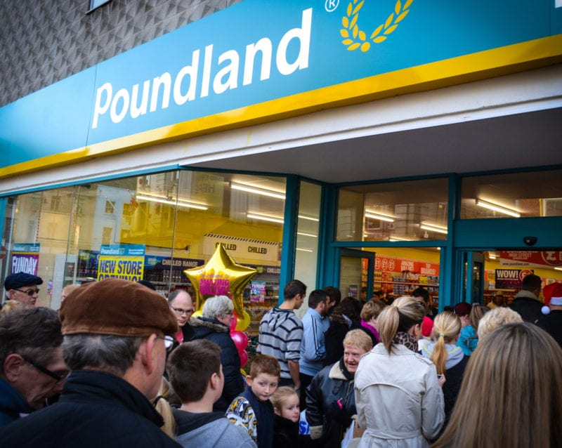 Poundland shoppers shocked by giraffe toys with 'design flaw', The Manc