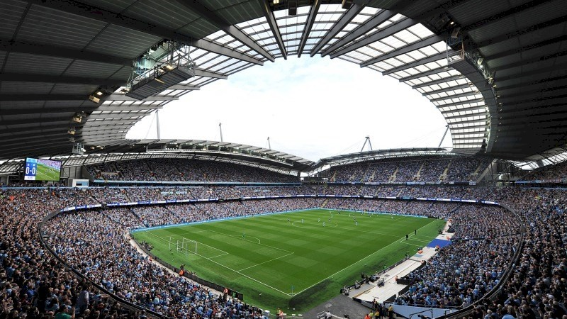 Manchester City banned from the Champions League for two seasons, The Manc