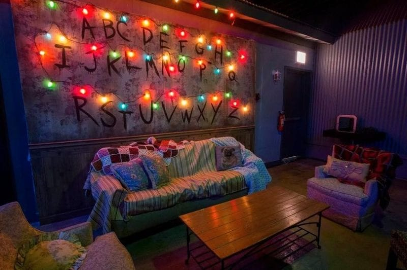 A Stranger Things inspired 'Upside Down Bar' is coming to Manchester, The Manc