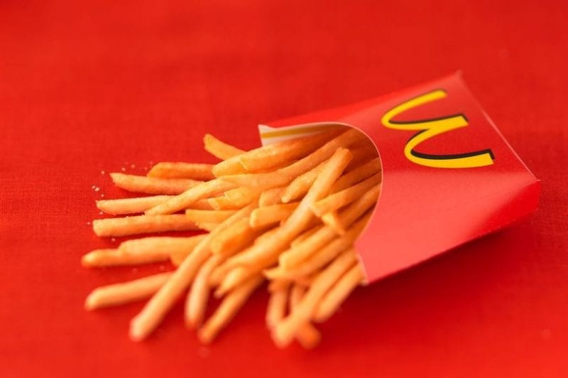 New poll shows some adults think eating McDonald's without their partner is as bad as cheating, The Manc