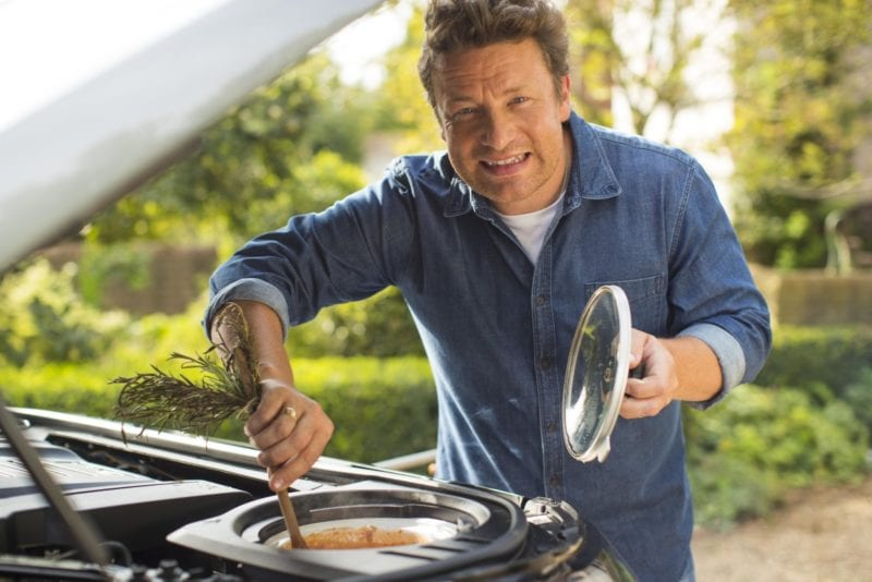 Jamie Oliver needs takeaway junkies for his new TV show, The Manc