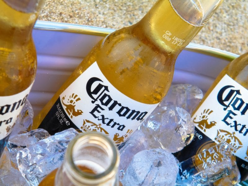 People think Corona lager is the cause of the coronavirus outbreak, The Manc