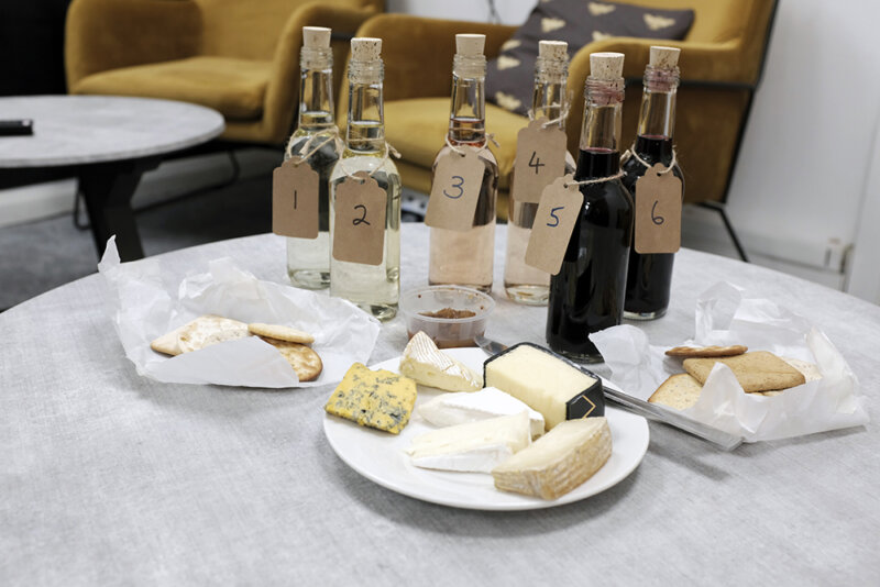 These Decent Drop cheese, wine and gin boxes are unreal – and perfect for a night in, The Manc