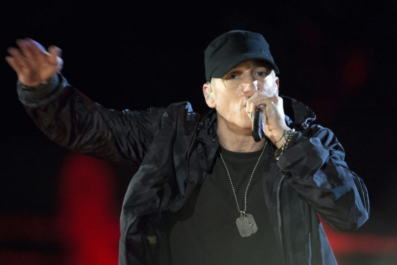 Eminem responds to those who were offended by Manchester Arena bombing lyrics, The Manc