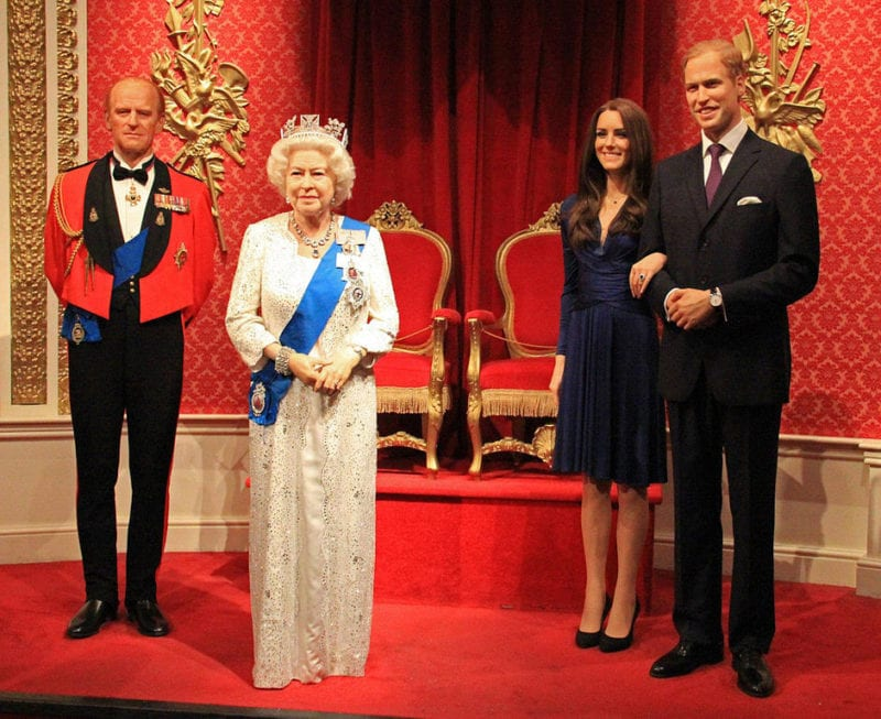 Madame Tussauds removes Prince Harry and Meghan waxworks from Royal Family set, The Manc