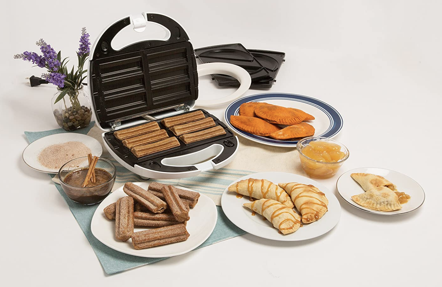 Amazon is selling a machine lets you cook your own churros at home, The Manc