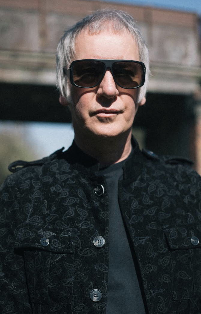 Clint Boon is spinning a six-hour set below a bridge at a socially-distanced party this weekend, The Manc