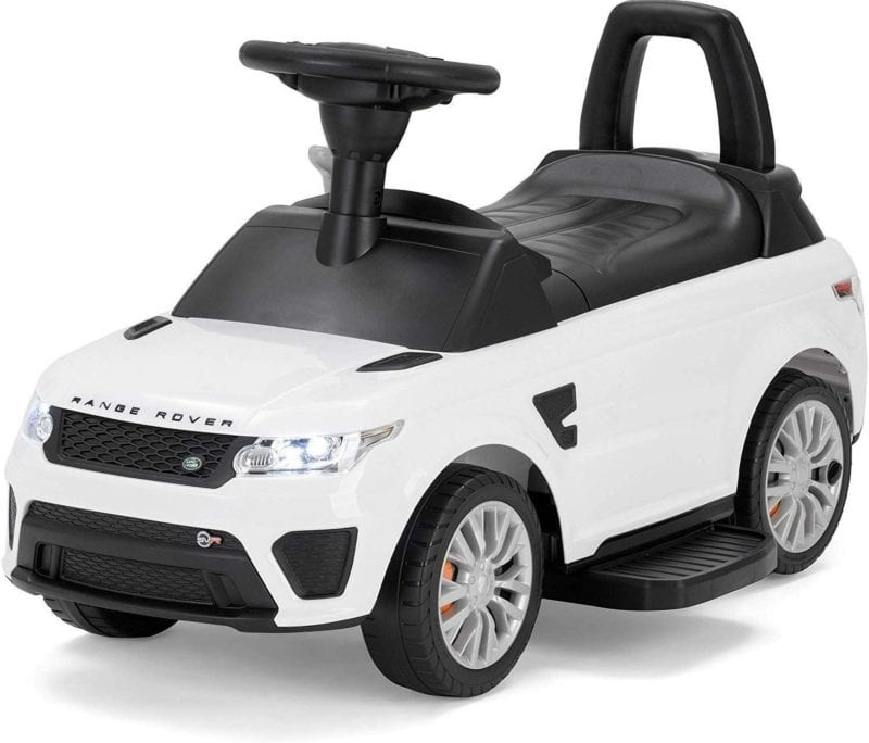 Tesco has cut the price of their toy Range Rover to £27.50 from £110, The Manc