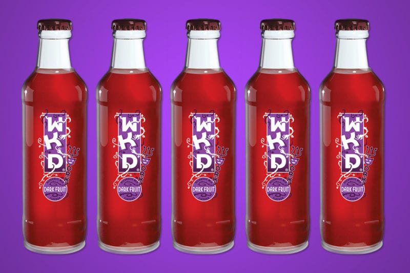 Dark fruit WKD is launching this spring, The Manc