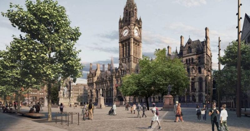 This is what Albert Square is going to look like in 2023, The Manc