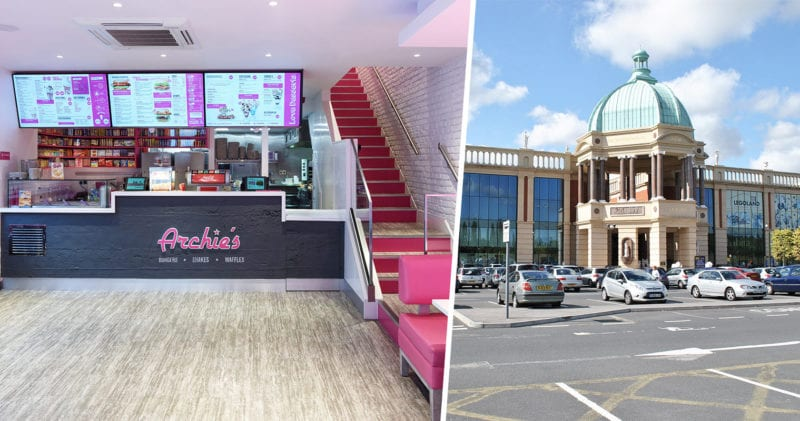 Archie's is opening a huge burger bar in the Trafford Centre, The Manc