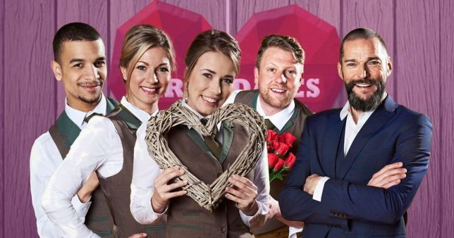 The next series of First Dates is being filmed in Manchester, The Manc