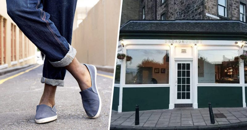 Pub bans customers who turn up with shoes on but no socks, The Manc