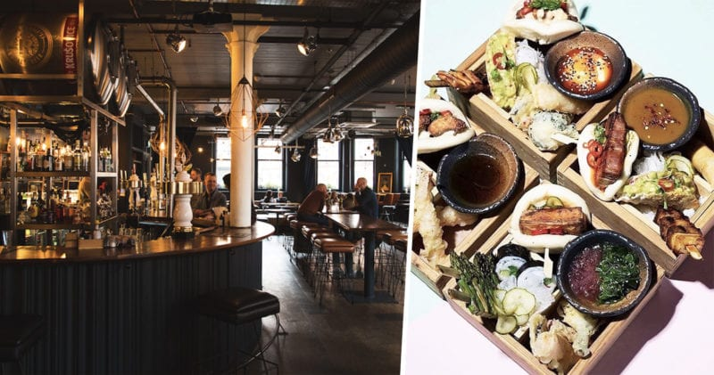 You can get 5 courses for £18 at Cottonopolis for the rest of January, The Manc