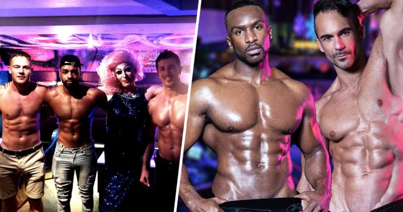 The UK's most famous male strip show is coming to Manchester, The Manc