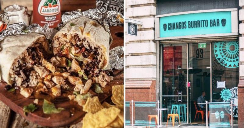 Popular Manchester burrito bar Changos has changed its name, The Manc