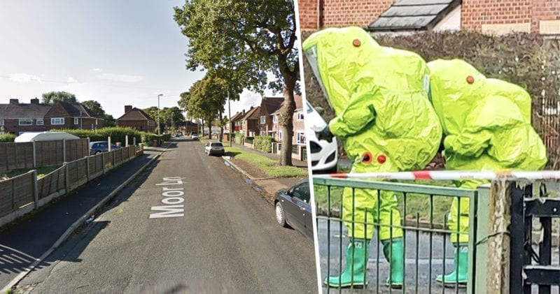 Manchester street shut down today after man allegedly poisoned by ricin, The Manc