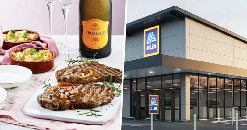 Aldi launch three-course Valentine's Day dinner – and it's cheap as chips, The Manc
