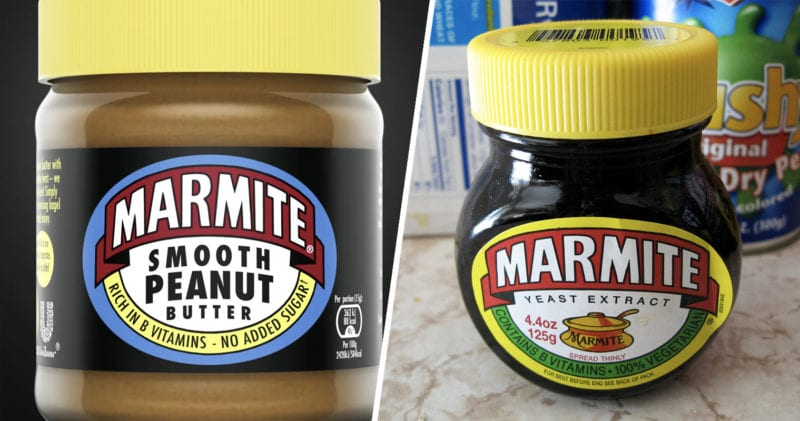 Marmite has released a Smooth Peanut Butter flavour – and it's available at Morrisons today, The Manc