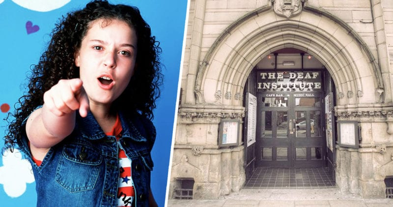 Tracy Beaker is coming to the Deaf Institute for an MC set in February, The Manc