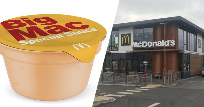 McDonald's will soon sell Big Mac sauce DIPPING POTS in UK restaurants, The Manc
