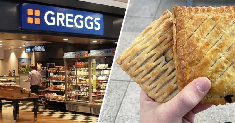 Greggs is launching a nationwide delivery service, The Manc