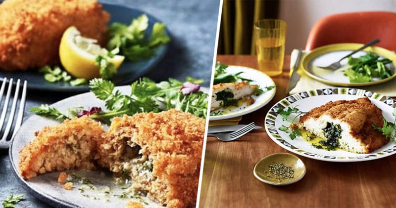 Vegan Chicken Kievs have just hit the shelves at M&S, The Manc