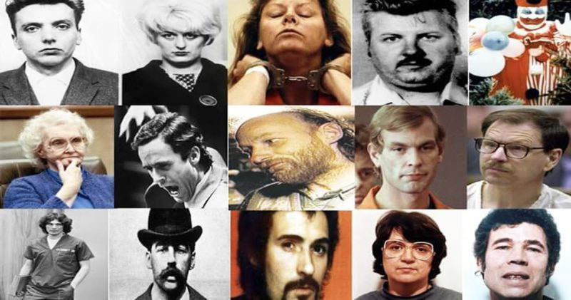 The extremely popular 'Psychology of Serial Killers' talk is coming to Manchester, The Manc
