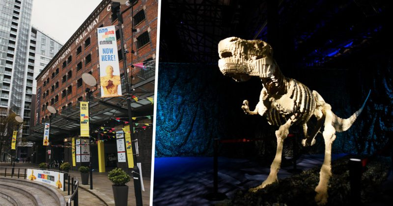 Kids go free at huge LEGO exhibition in Manchester for a limited time in February, The Manc