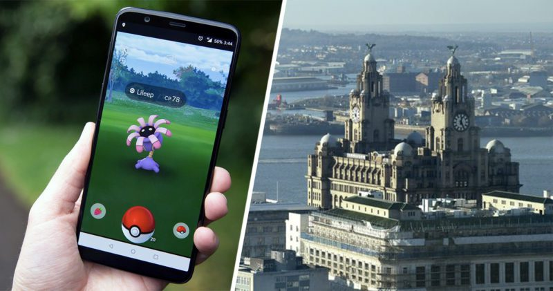 An official Pokemon Go event is coming to the North West, The Manc