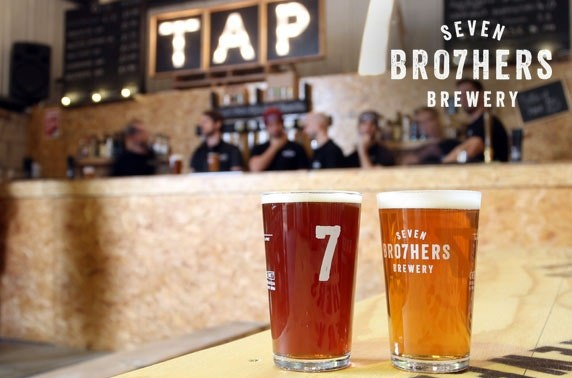 This brewery tour and beer tasting day only costs £9, The Manc