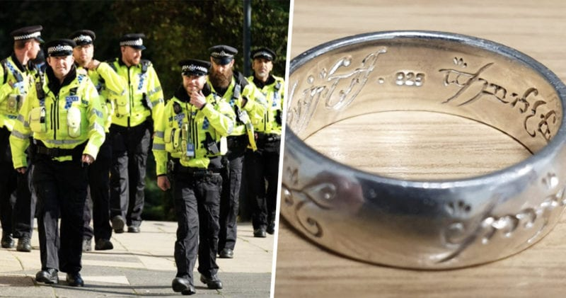 North Yorkshire Police miss something big when trying to locate owner of silver ring on Facebook, The Manc