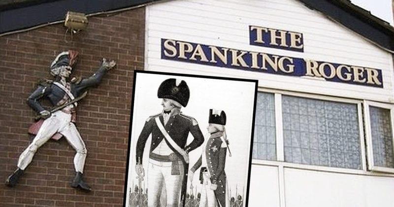 The story behind Manchester's original drunken pub brawler 'Spanking Roger', The Manc