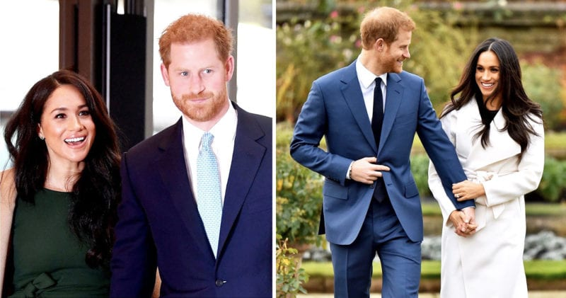 Prince Harry and Megan Markle step back as senior royals and leave for North America, The Manc