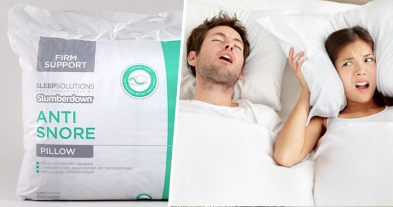 Mum claims this £6 anti-snore pillow saved her marriage, The Manc