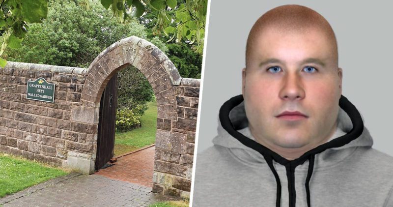 Bald headed cyclist wanted by police after exposing himself to woman, The Manc
