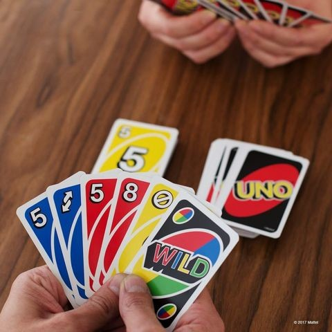 You've been playing Uno wrong your entire life, The Manc