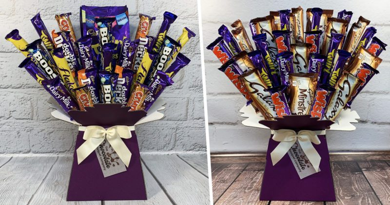 Cadbury's Bouquets on sale ahead of Valentine's Day, The Manc