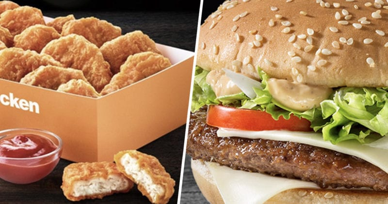 McDonald's has axed some popular items from its menu, The Manc
