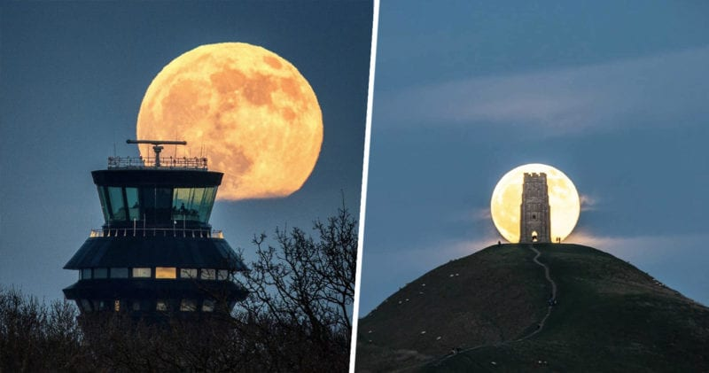 Incredible images of Wolf Moon and first lunar eclipse of the decade captured by people across the UK, The Manc