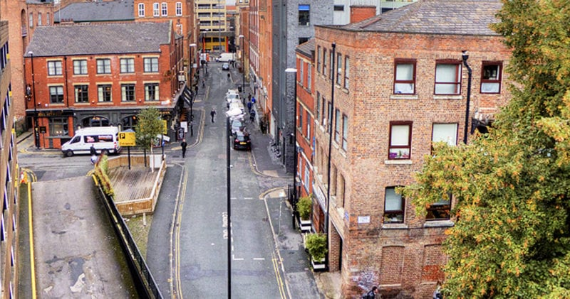 Five people hospitalised after seven Northern Quarter robberies in one night, The Manc