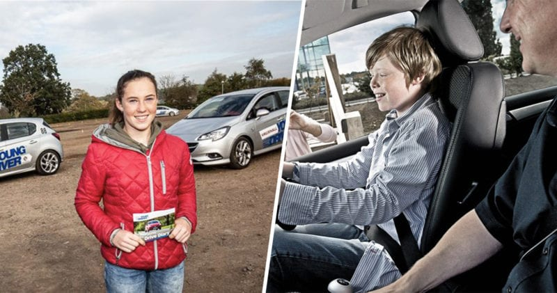 This Manchester driving school teaches 10-year-olds to drive, The Manc