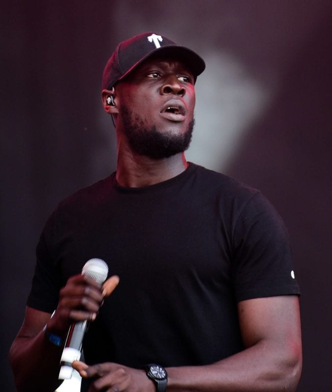 Stormzy becomes the first owner of the Greggs Black Card, The Manc
